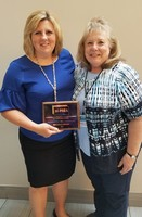 ​Bruna Recognized as Regional Secondary Business Teacher of the Year