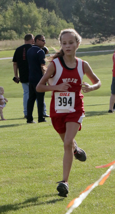 Marysville Cross Country MEet