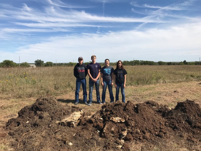 WCHS FFA Land and Homesite Team