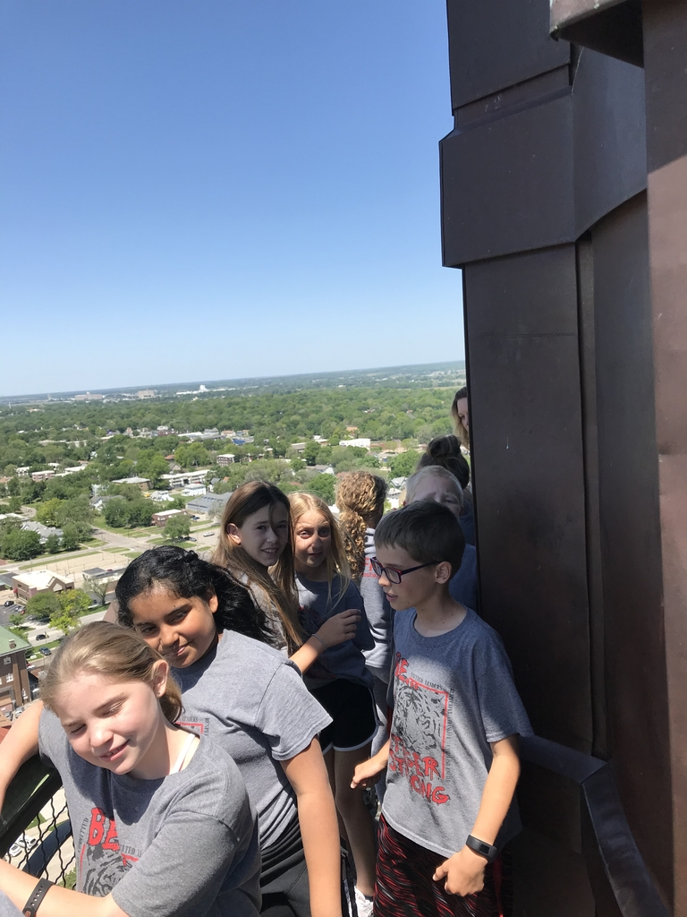 At the top of the capitol dome