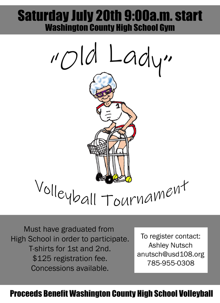 old lady VB