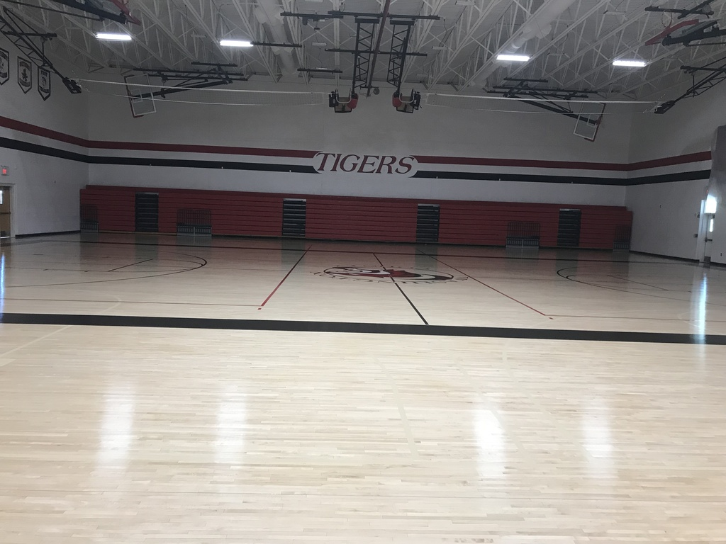 refinished gym floors