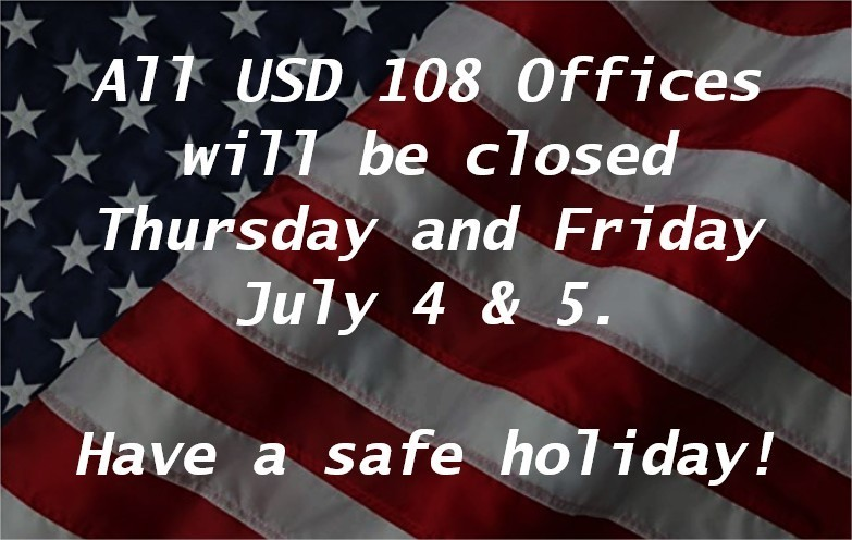 July closure