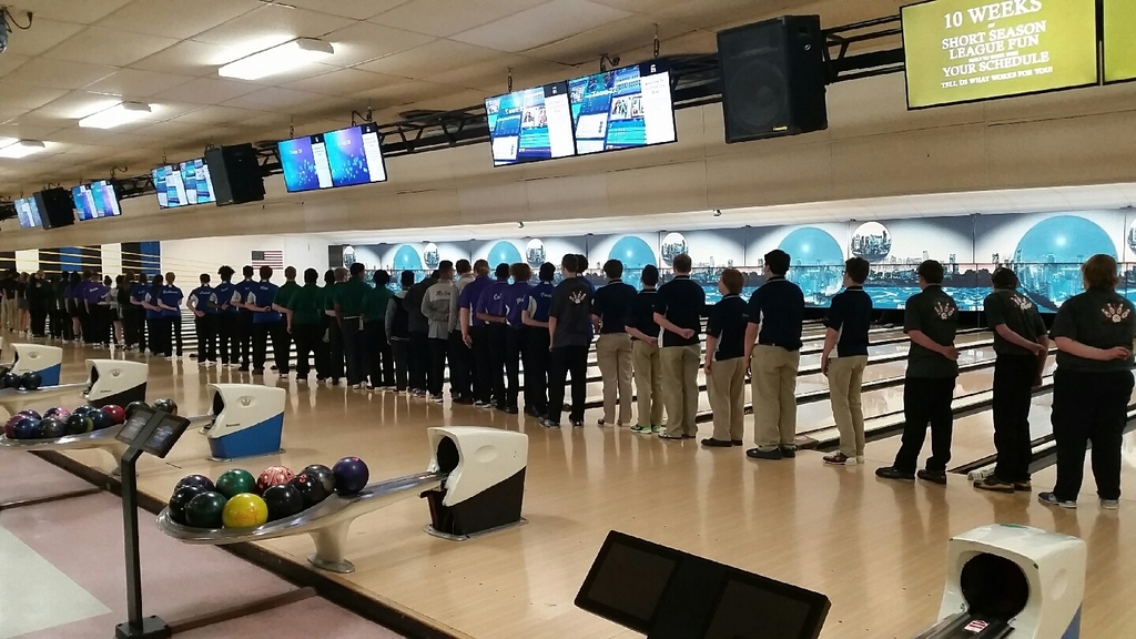 Junction City 5 Team Bowling Meet